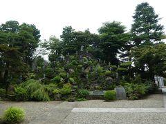 最初にお気に入りの野口観音をお参り。 富士山から運んだ溶岩に三十六童子。 こちらの裏に七福神がいることを知りました。