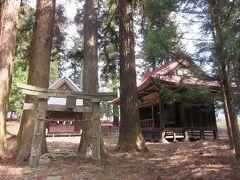 旅館から歩ける距離だけ散歩。  「日枝神社」