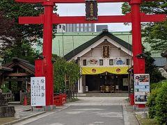 帰る日の飛行機までの時間を利用して善知鳥神社へ