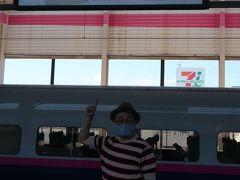 福島には12時14分に到着。 20数年ぶりの福島です。