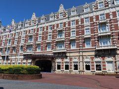ホテル アムステムダル 立地的に園内のオフィシャルホテルの中では一番便利かもしれない