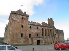 歴代スコットランド王の居城だったリンリスゴー宮殿。