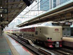 サンライズエクスプレス♪ 寝台列車が今も走ってるって何だか感激☆PHOはブルートレインの時代しか知りません(それこそ40年前)