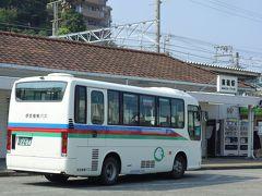 真鶴駅。 小田原の3つ先、熱海の2つ手前の小さな駅ですが、東海道線から海が間近に見えるPHOのお気に入りの区間に在る駅です