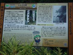 箱根ジオパークに属するジオサイト、しとどの窟。 どちらも安山岩質ですが、真鶴町のは真鶴岬溶岩で、湯河原町のは白糸川溶岩なのだそうです。 頼朝の時代には130mの奥行きが在りましたが、波に削られたり、隆起したり、資材として岩が切り出されたりして、現在は11mのみとか