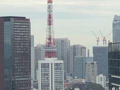 ストリングホテル東京インターコンチネンタル  東京タワー