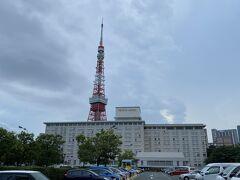 増上寺の隣にある東京プリンスホテル。 元は徳川家の霊廟があったそうですが、東京オリンピックに合わせて1964年に開業したそうです。