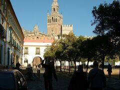 カテドラルはイスラムの面影が残るスペイン最大の大聖堂