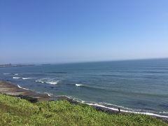 お天気よくて 海が綺麗でした