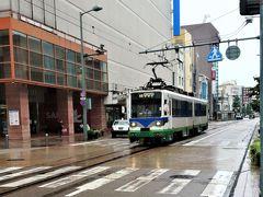 福井駅前をしばらく行くとデパートのだるまや西武(今は西武福井店)がまだありました。