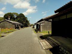 大井川川越遺跡を歩いて、島田市博物館本館へ向かいます。