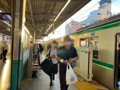 3分ちょいでまたも綾瀬駅へ。 ここで今回この先をアテンドして頂けるMさんと合流。
