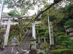 川沿いを行くと加茂神社に到着。