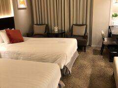 今回のホテルはソラリアです♪2回目! いつも割と高いけどこの時は安かった。