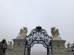 シェーンブルン宮殿の後はベルヴェデーレ宮殿へ。
