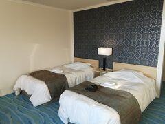 ホテル知床。 本日はこのホテルにお世話になりました。 露天風呂が開放的で気持ち良かった