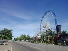 国道6号線沿いの「Angkor Eye」を見学。