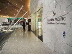 クアラルンプール国際空港 キャセイパシフィック ファースト & ビジネスクラス ラウンジ