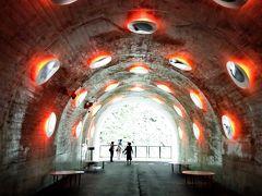 そのトンネルが一躍話題になったのが、越後妻有で3年に1度開催されている 世界最大級の国際芸術祭〈大地の芸術祭 越後妻有アートトリエンナーレ〉