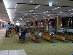 19:50有料道路は使わず青森空港到着。20:30青森空港を出発し、21:45に羽田空港到着。