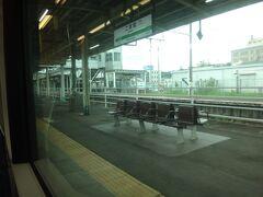 12時42分。 菊人形で有名な二本松。福島と郡山のちょうど中間くらい。