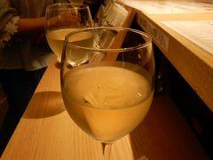 「牡蠣とワイン 立喰い すしまる」