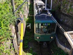駅を出てすぐにトンネルがあります。極楽洞と呼ぶ煉瓦造りの坑門です。