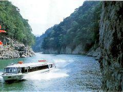 乗船券  ドライブインの中にあるチケット売り場で瀞峡往復の乗船券を購入します。 悠遊フリー3日間提示で割引されます。   悠遊フリー3日間:https://kumanogobobus.nankai-nanki.jp/ticket/