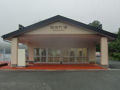 国道1号線が空いていて、いつもなら箱根湯本駅前が渋滞して混雑しているが、スムーズに流れていたので、箱根新道を使わずに国道1号線を芦ノ湖までドライブした。 箱根町港は改装されてきれいになっていた。