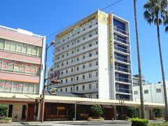 スーパーホテル宮崎にチェックイン!1泊4,000円 gotoキャンペーンもあってか、宿泊客は多かったですね。