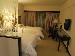 なかなかの立派なホテルで宿泊。 ゆっくりしたいところだが明日は早朝からナスカへ向かう。 集合は6時50分、とっとと寝なければ。長い一日だった。