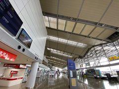 新潟空港はこんなに大きい!国際線も飛んでいたとは、、、