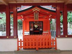 「九頭龍神社」新宮。  「箱根神社」本殿の隣に、「九頭龍神社」新宮がありました。 こちらも、箱根神社と同じようにパワースポットとなっていますよ。 縁結びなどのご利益があるそうです。  こちらは、全く混雑することなく参拝できました。本宮は、芦ノ湖畔にあるそうです。