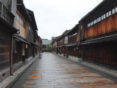 金沢には3つの茶屋街がありますが一番人気はこちらのひがし茶屋街