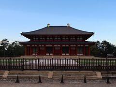 『興福寺』の「中金堂」