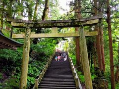 本島は能登の国の一宮気多神社へ行きたかったのですが、ちょっと遠いので予定変更。 代わりに行ったのが加賀國一之宮 白山ひめ神社