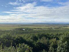 初めて釧路湿原見た。 ここではとてもいい天気になっていて、最高の眺めでした。