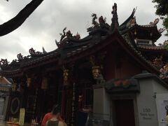 シアンホッケン寺院。 こちらは中国の寺院です。