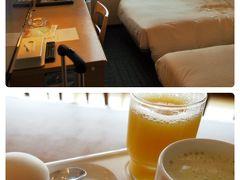 今夜のお宿は甲府ワシントンホテルプラザ  山梨県甲府市は、新型コロナウイルス感染拡大の影響により 大きな打撃を受けている観光業を支援するため 宿泊料金の6割程度が補助されるキャンペーンを実施していました。 gotoキャンペーンと併用することが可能なため、お盆前の土曜日なのに 朝食つきのツインルームを1000円弱で宿泊することが出来ました。