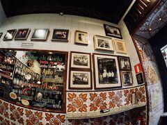 【=La casa del Abuelo=】  114年も続く、この=La casa del Abuelo=。  「おじいちゃんの家」という意味なんですと。