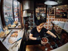 【=La casa del Abuelo=】  1940年頃からエビ料理を始めたんだそう~。