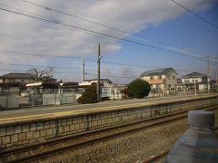 岩沼駅から3駅目の浜吉田駅。 この駅は東日本大震災まではごく普通の中間駅でしたが、2013年から2016年の期間は暫定的な常磐線の終着駅となり、仙台方面からの列車が折り返していました。