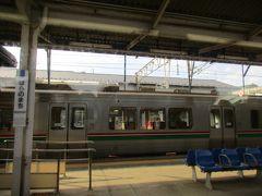 11時15分、最初の目的地・原ノ町駅に到着。