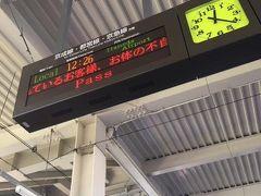 思い立った支えの一つが、僕の就業状態もかかわっている。午前中で仕事が終わるのだ。ローテの休みの日と加算すれば、1.5日の旅行時間を確保できる。日本の正確な鉄道に助けられて、まさに予定通りの旅行ができることがどれほどの幸せなのかを海外旅行をした御仁は十分認識していることだろう。  出発点は千葉県白井駅。一年ぶりの旅行となったが、わくわく感より、やり残しを裁くという義務感も漂っていたと思う。まるでかつて何度も出張した続きのようにさえ思えたのは、そんな仕事をやり続けてきたからだろう。