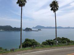南郷駅から海岸へ走らせ、トイレ休憩のため道の駅に立ち寄りました。