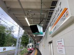 駅に戻ってSLに乗った下今市駅へ。