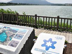 上堰潟(ウワセキガタ)公園近くの「佐潟」(  https://www.city.niigata.lg.jp/kurashi/park/shoukai/area/nishiku/p_sakata.html  )にも立ち寄りました。