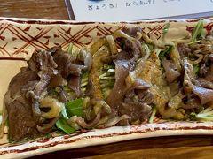 福井名物の「純けい」。 メス鶏のもも肉です。 コリコリと硬い歯ごたえが美味しい。