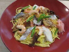 日本料理すし丸本店・・・1948年創業、寿司と日本料理の名店  松山鮓目当てに来店  瀬戸内海の山海の幸がてんこ盛りで美しく食べ応えのあるおいしさ  名物の郷土料理、目と舌で味わいました