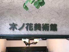 再び木ノ花美術館